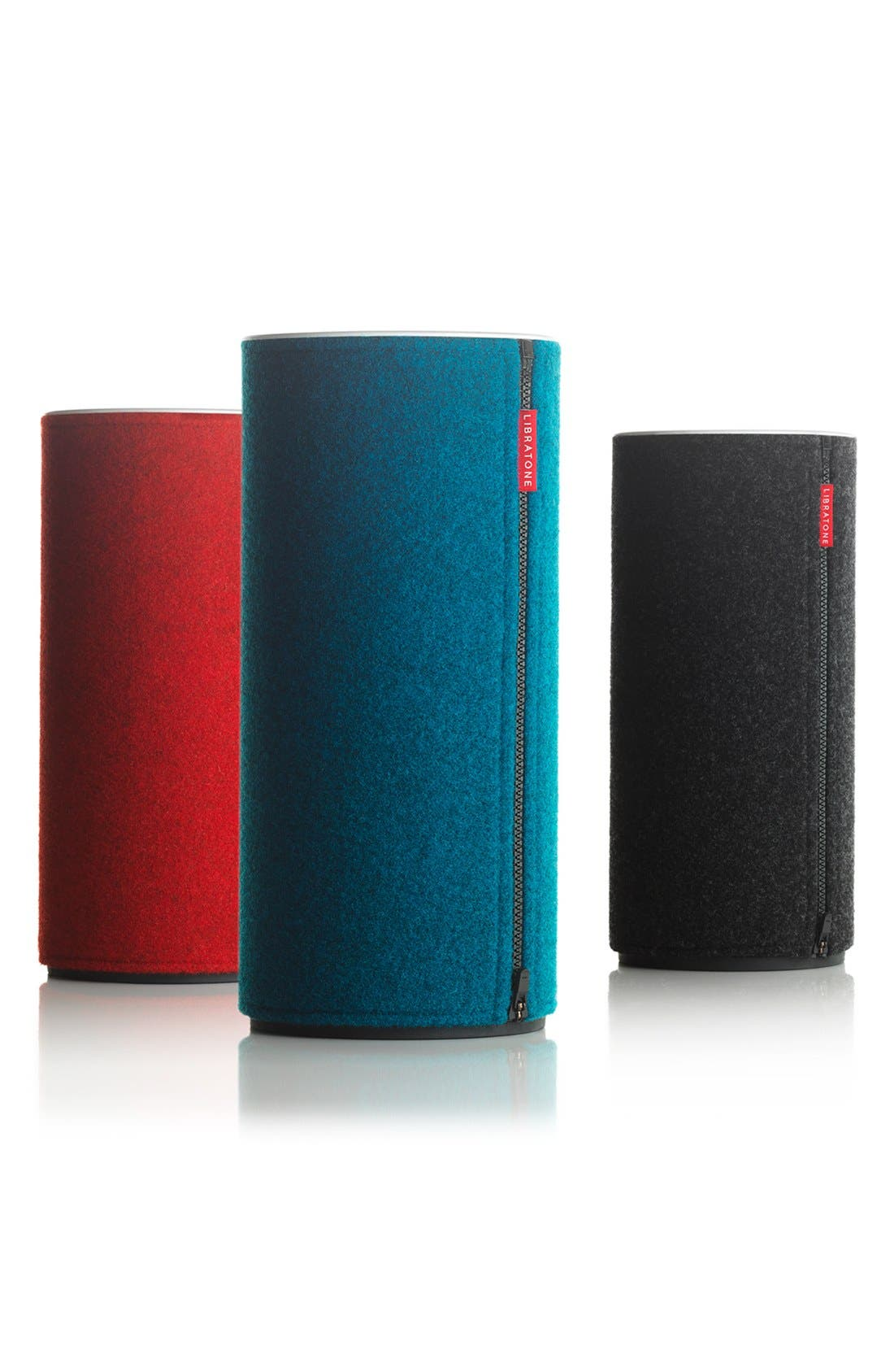 Alternate Image 1 Selected - Libratone™ 'ZIPP - Classic' Take Along Wireless Speaker with Interchangeable Covers