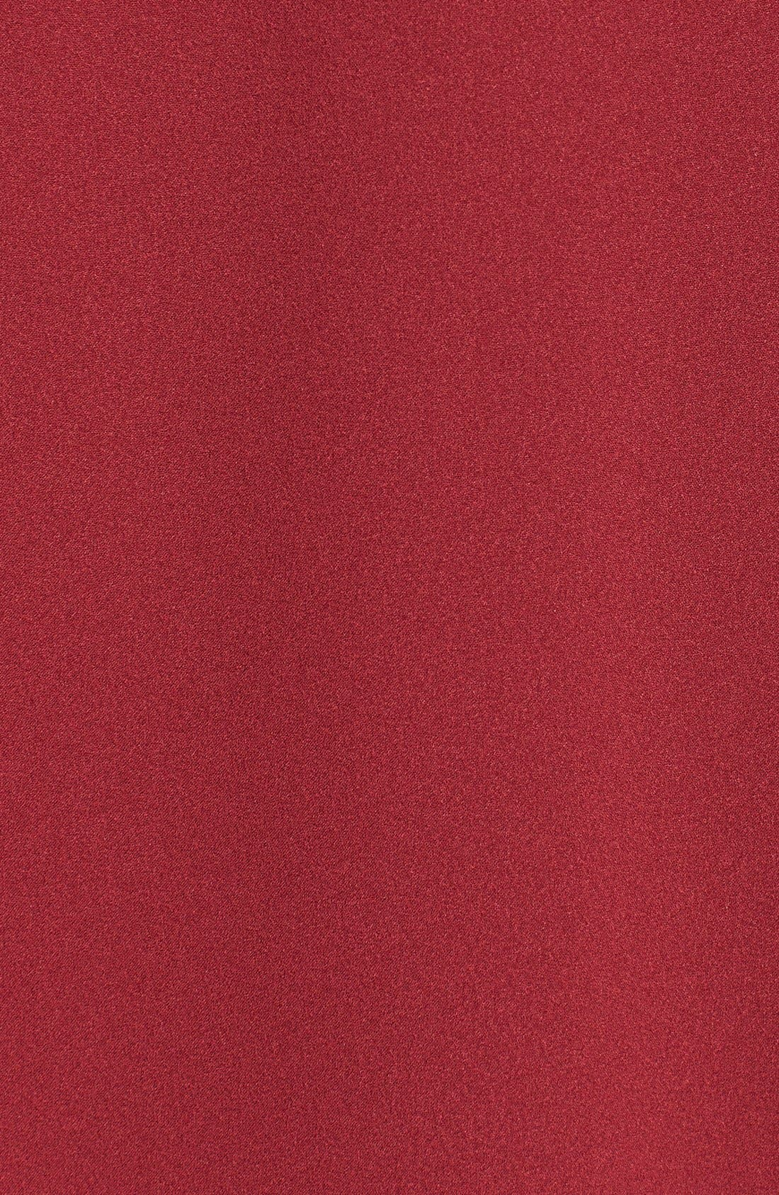 Alternate Image 3  - L is for Lover 'Gracie' Split Sleeve Mini Dress