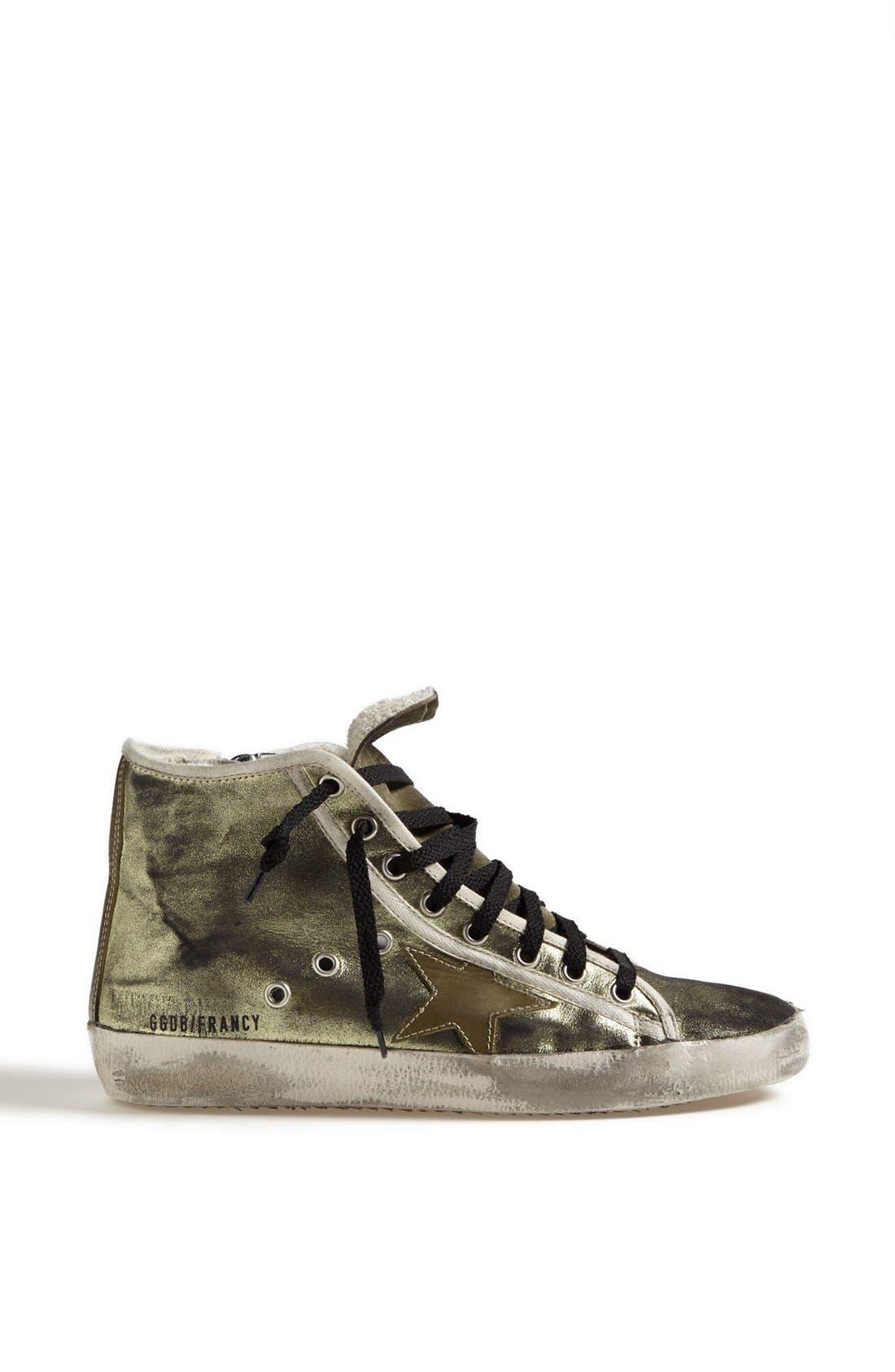 Alternate Image 2  - Golden Goose 'Francy' High Top Sneaker