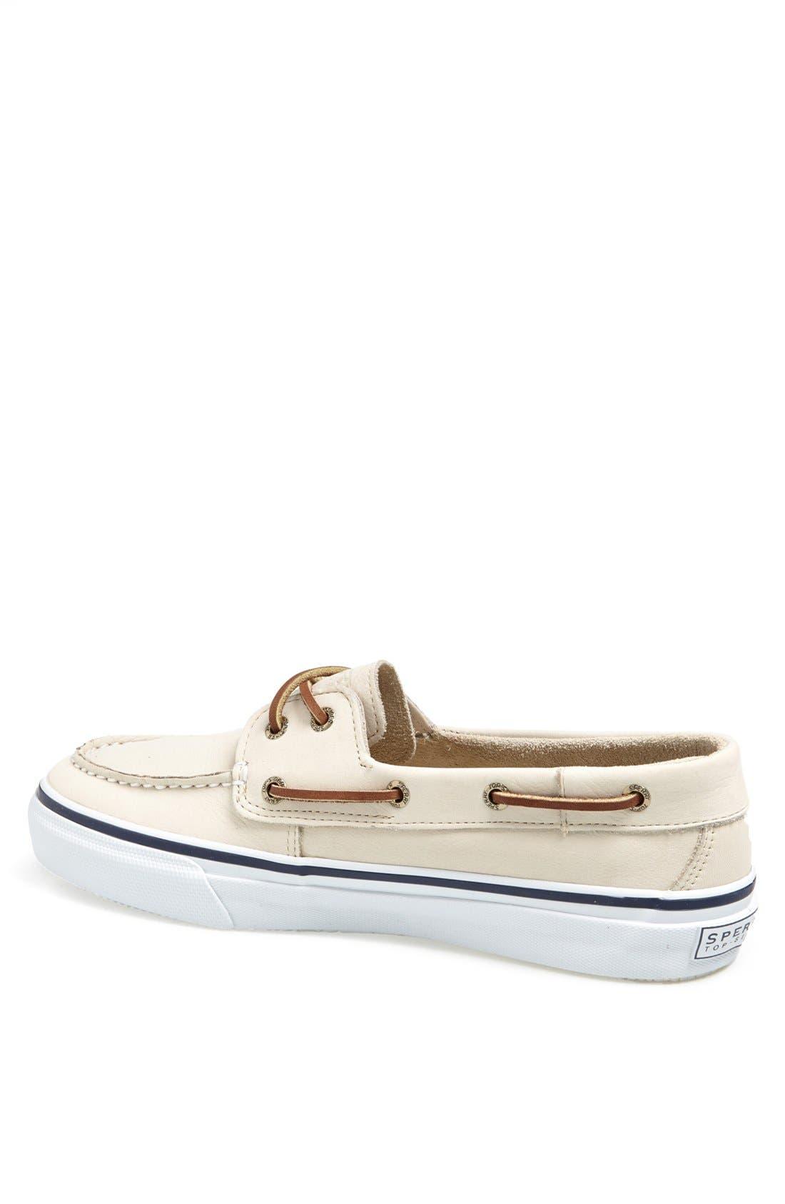 Alternate Image 2  - Sperry Top-Sider® 'Bahama' Washable Boat Shoe
