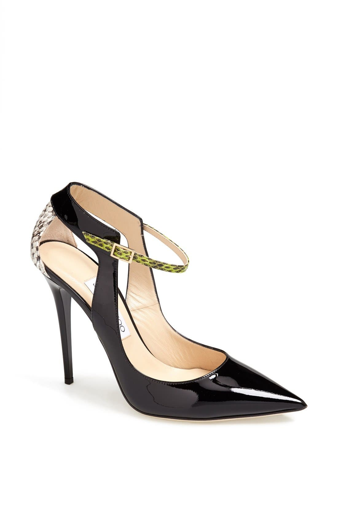 Alternate Image 1 Selected - Jimmy Choo 'Maiden' Pointy Toe Pump
