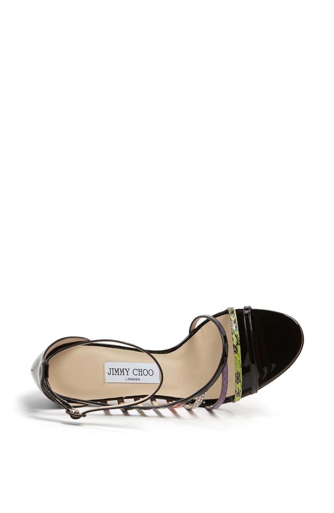 Alternate Image 3  - Jimmy Choo 'Vuka' Ankle Strap Sandal