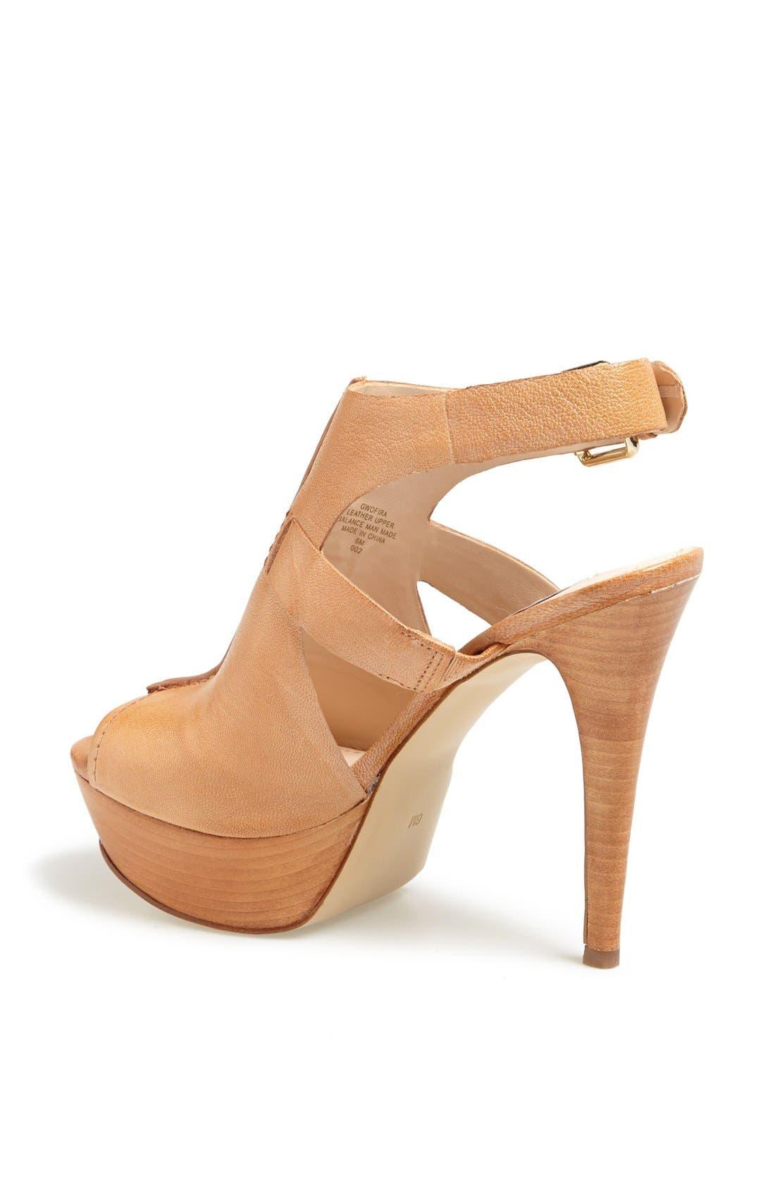 Alternate Image 2  - GUESS 'Gwofira' Platform Sandal