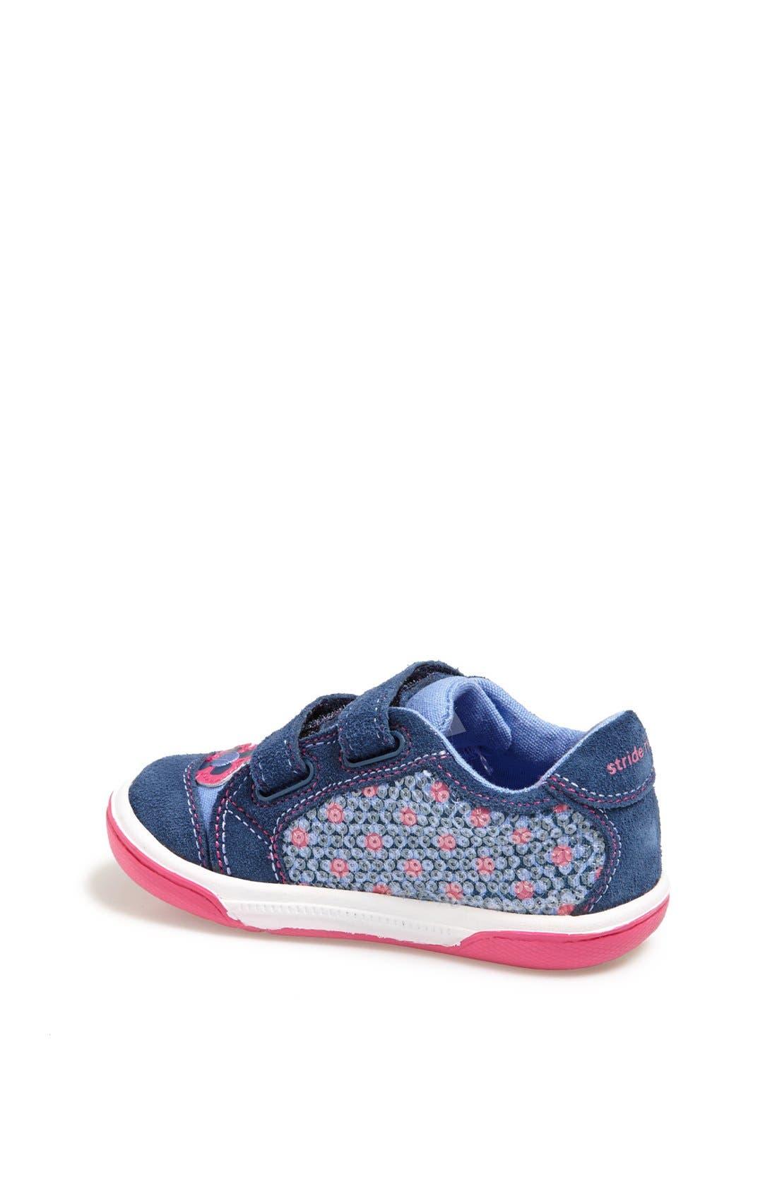 Alternate Image 2  - Stride Rite 'Ryder' Sneaker (Baby, Walker & Toddler)