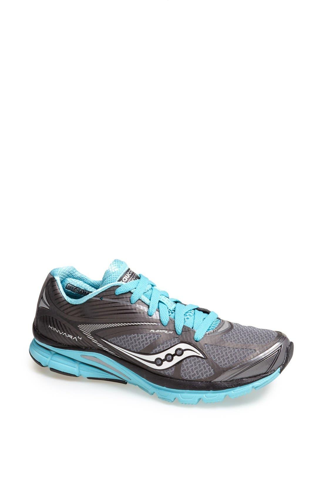 Alternate Image 1 Selected - Saucony 'Kinvara 4' Running Shoe (Women)