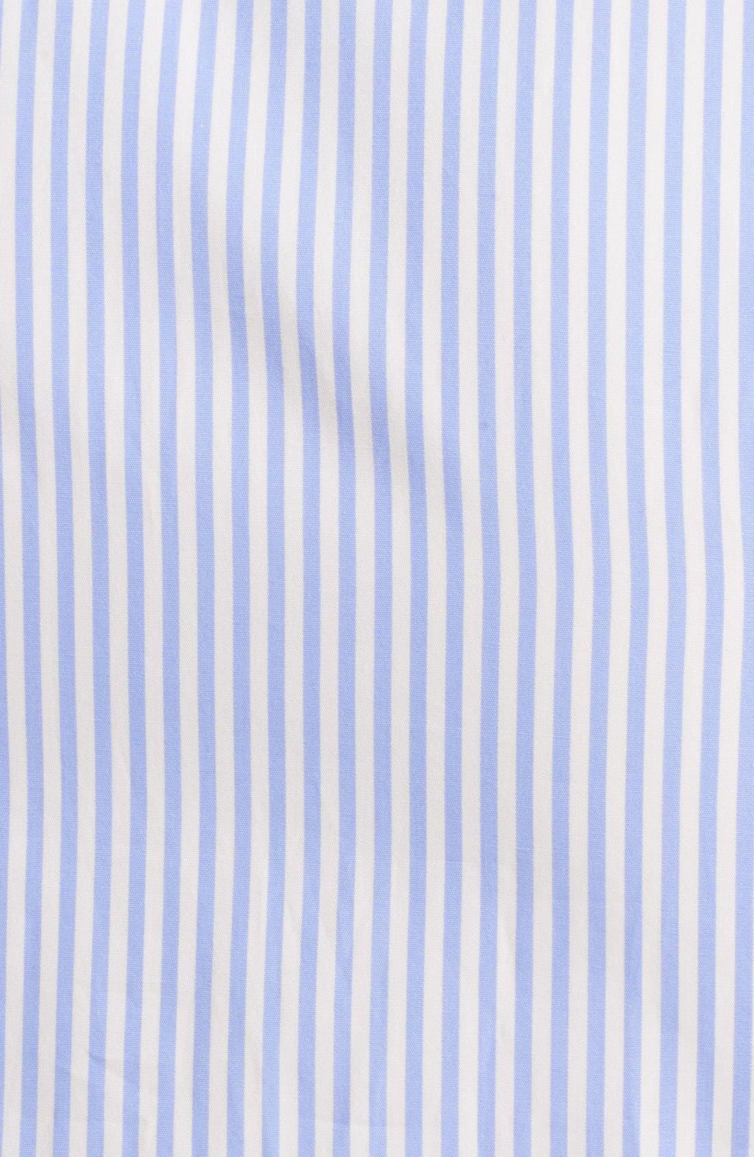 Alternate Image 3  - PS Paul Smith Slim Fit Stripe Sport Shirt
