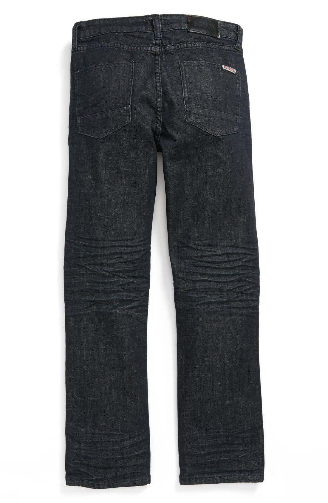Main Image - Hudson Kids 'Parker' Straight Leg Jeans (Little Boys & Big Boys)