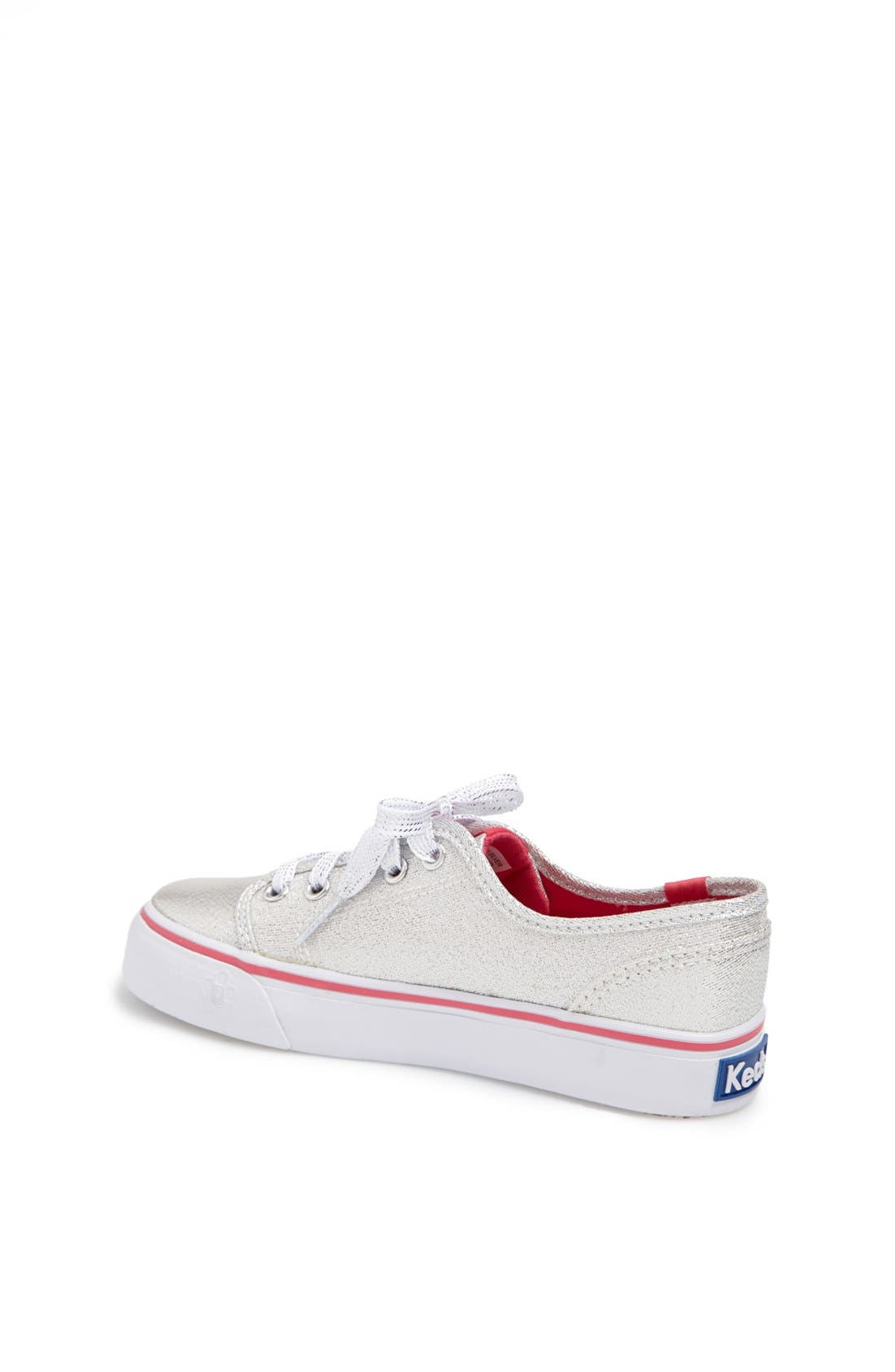 Alternate Image 2  - Keds® 'Double Dutch Shimmer' Sneaker (Toddler, Little Kid & Big Kid)