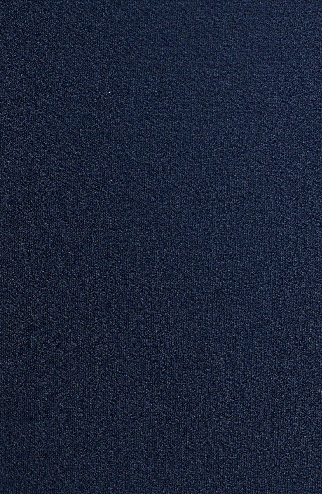 Alternate Image 3  - Vince Three Quarter Sleeve Pencil Sheath Dress