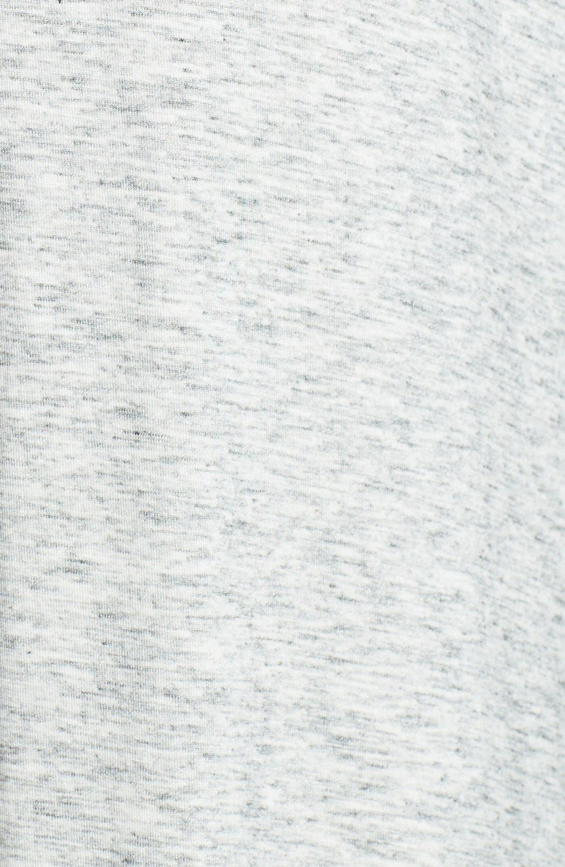 Alternate Image 3  - DKNY 'City Essentials' V-Neck Sleep Shirt