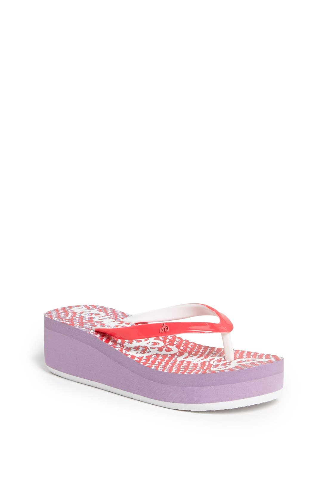 Alternate Image 1 Selected - Sam Edelman 'Maribelle' Flip Flop (Toddler, Little Kid & Big Kid)