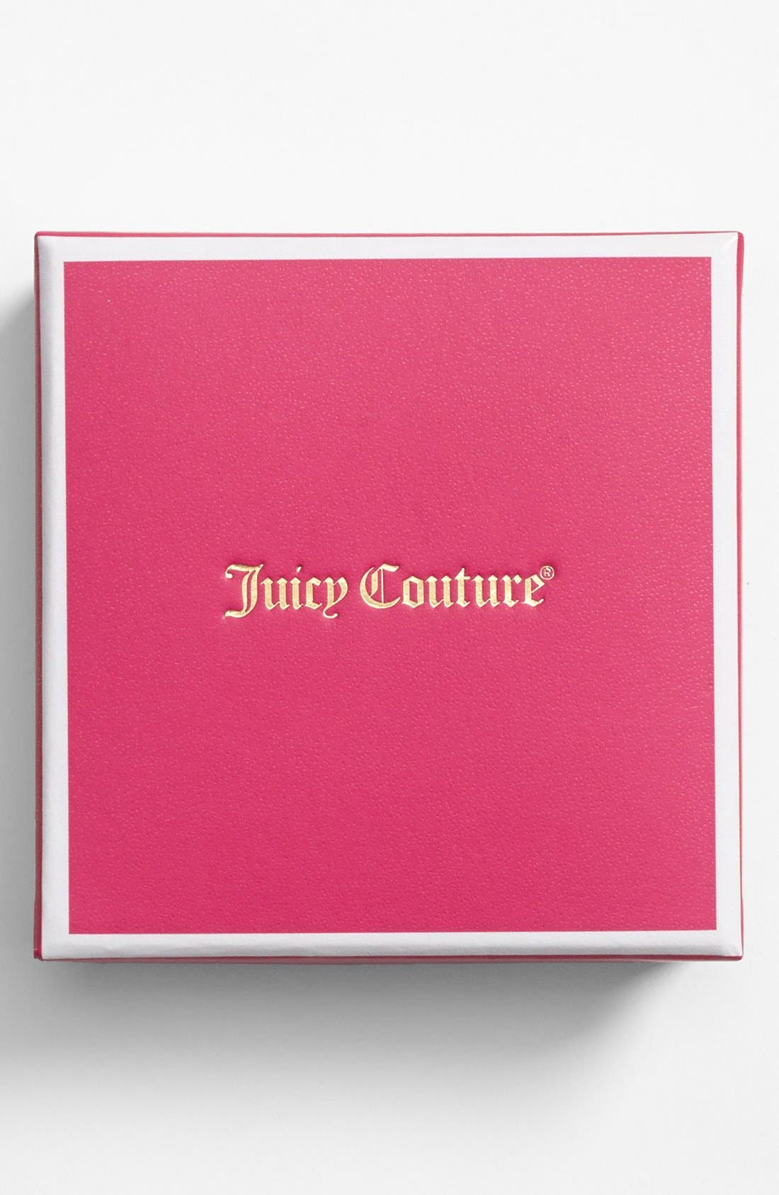Alternate Image 2  - Juicy Couture Boxed Tea Cup Charm Pendant Necklace