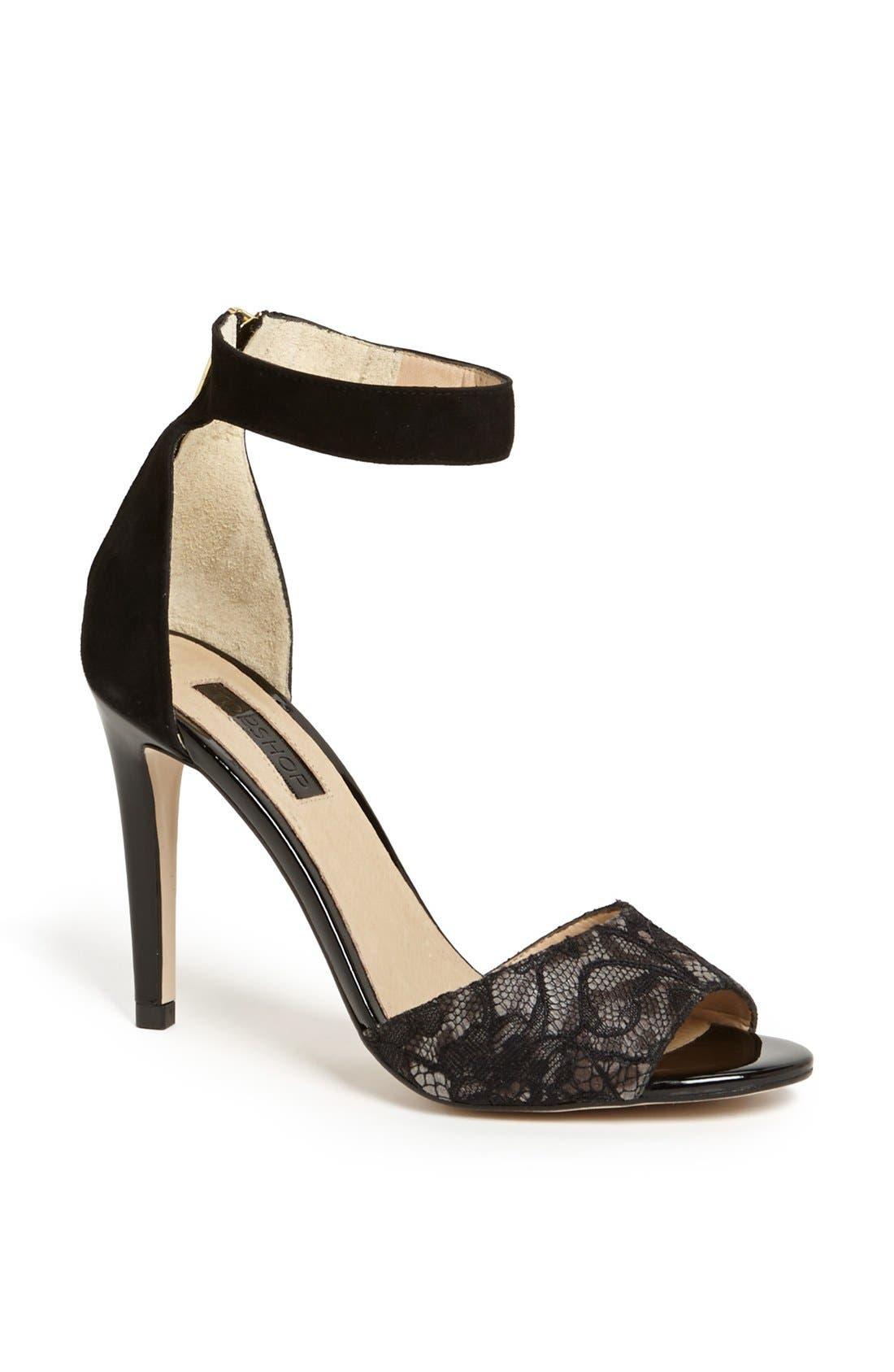 Main Image - Topshop 'Rees' Sandal