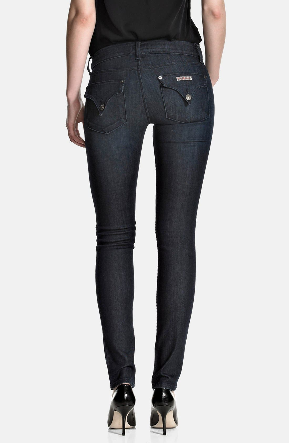 Alternate Image 2  - Hudson Jeans 'Collin' Skinny Jeans (Siouxsie)