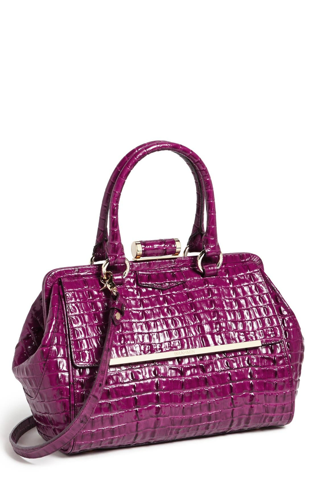 Alternate Image 1 Selected - Brahmin 'La Scala' Frame Satchel