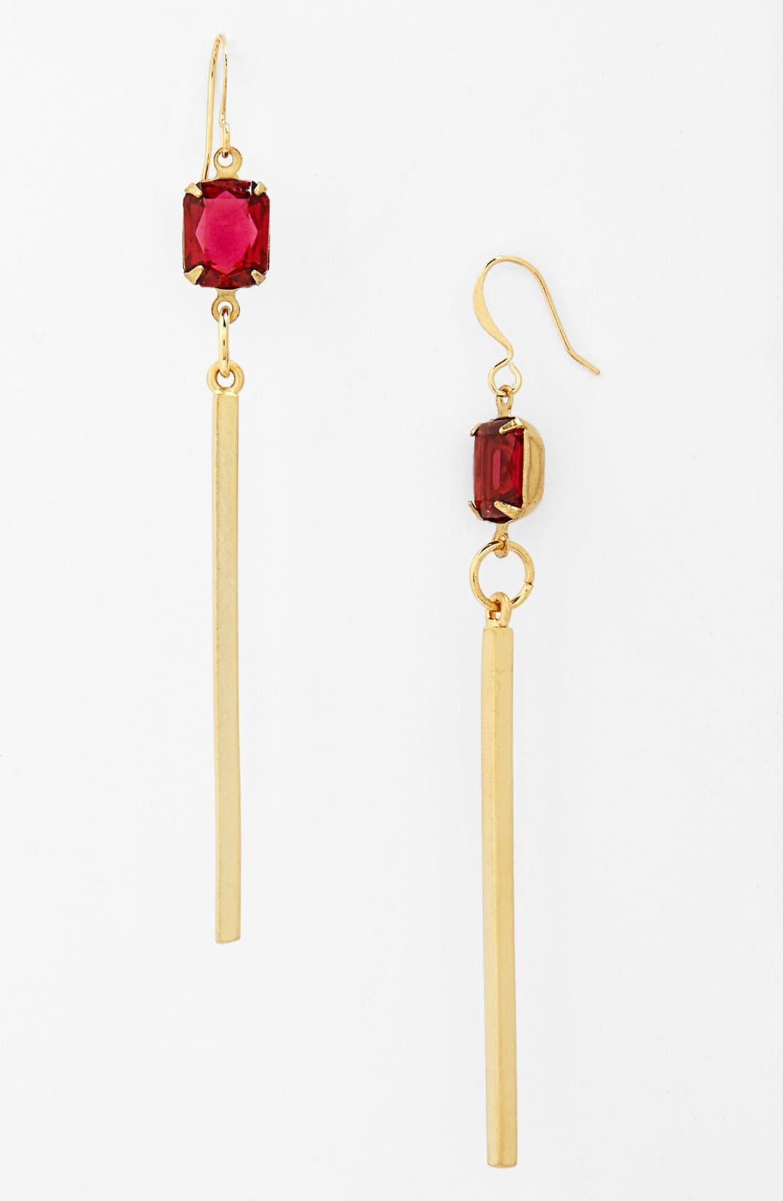 Alternate Image 1 Selected - Verdier Jewelry Pendant Earrings