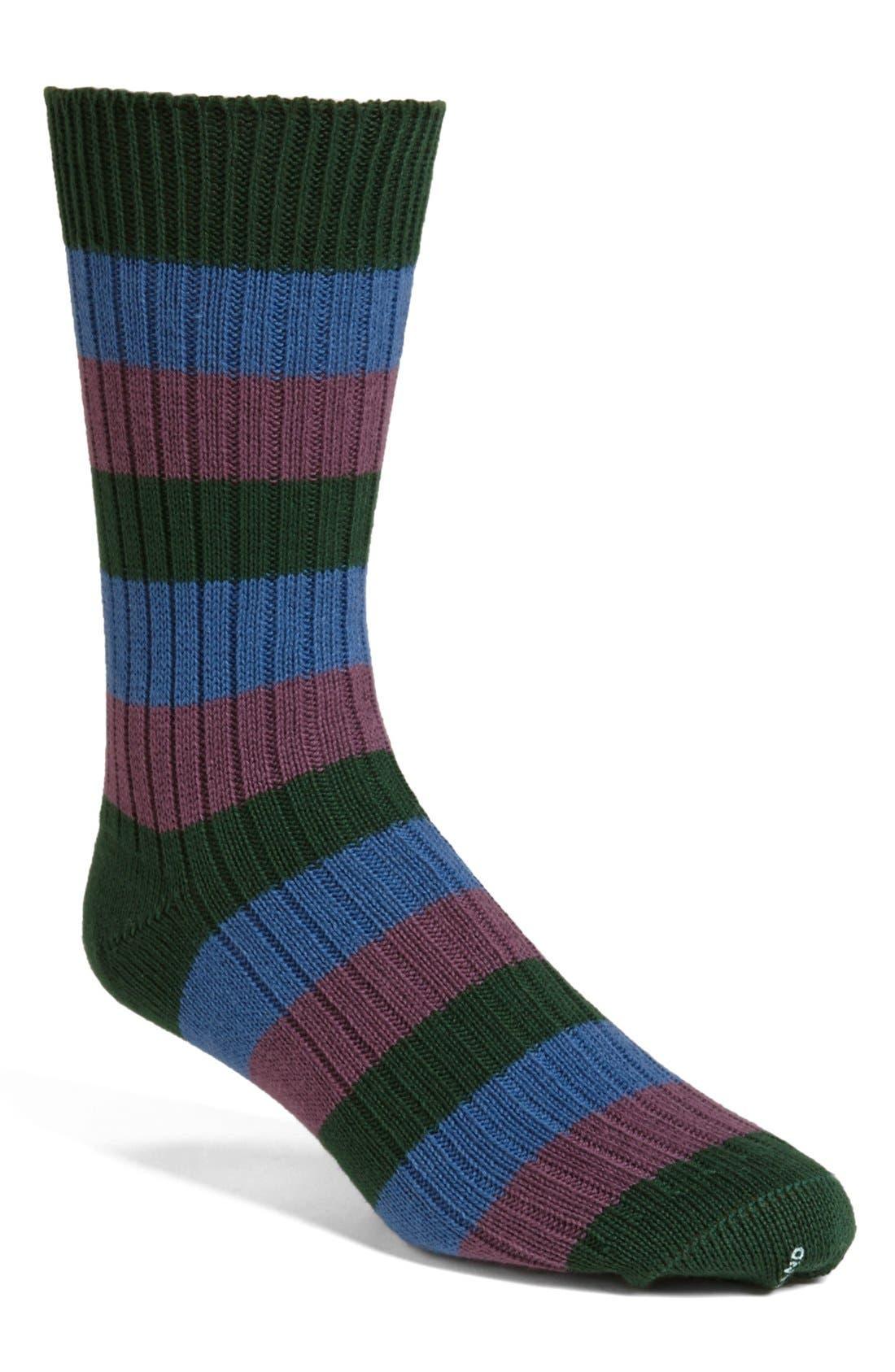 Alternate Image 1 Selected - Smart Turnout London 'Royal Regiment of Scotland' Socks