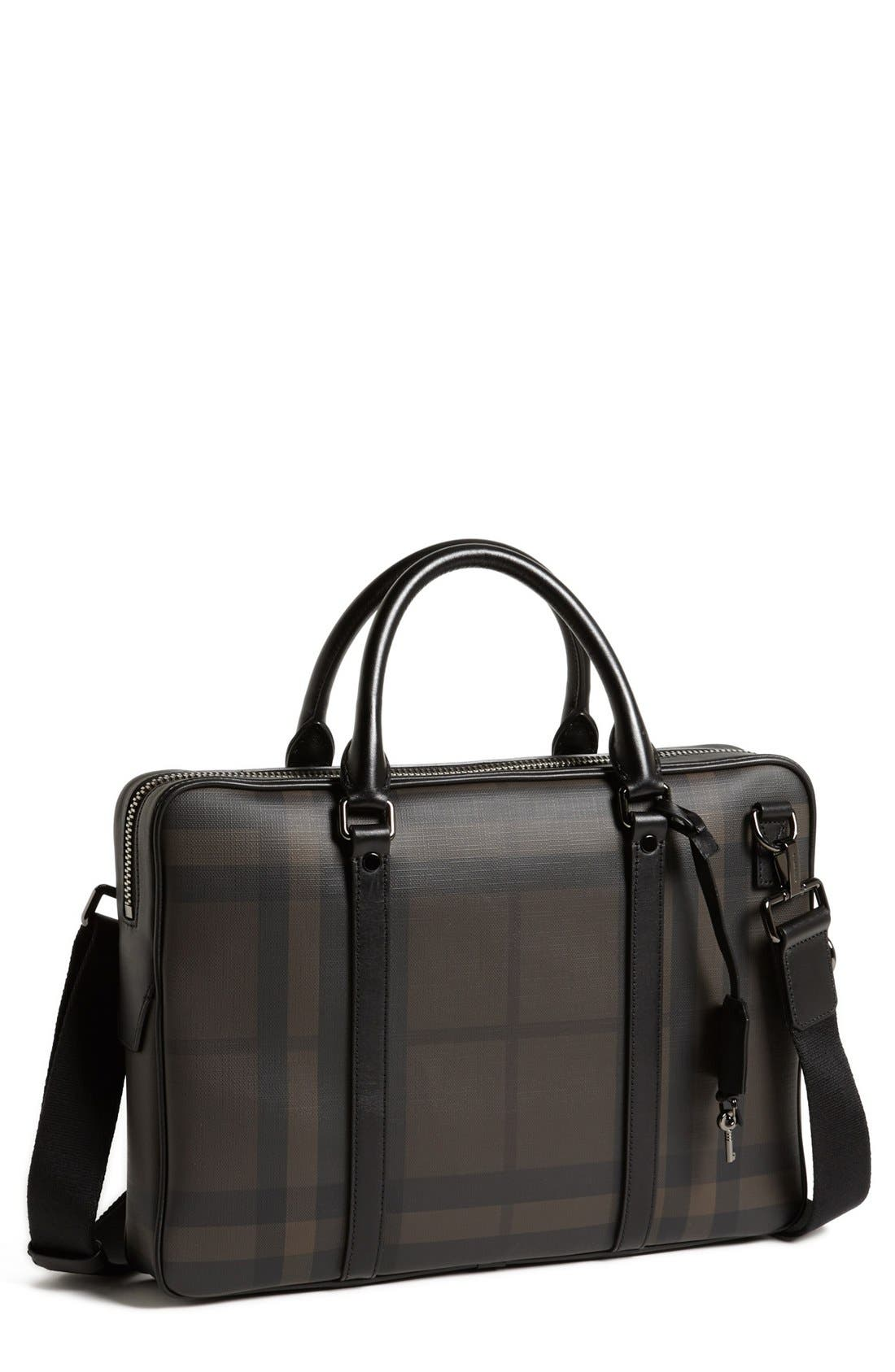 Main Image - Burberry 'Newburg' Briefcase