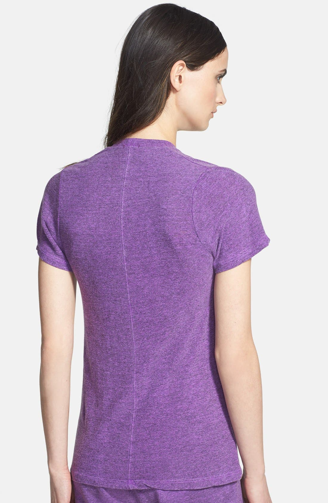 Alternate Image 2  - Monrow V-Neck Lounge Tee