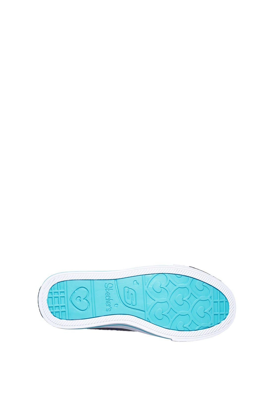 Alternate Image 4  - SKECHERS 'Shuffles - Gimme Glam' Light Up Sneaker (Toddler, Little Kid & Big Kid)