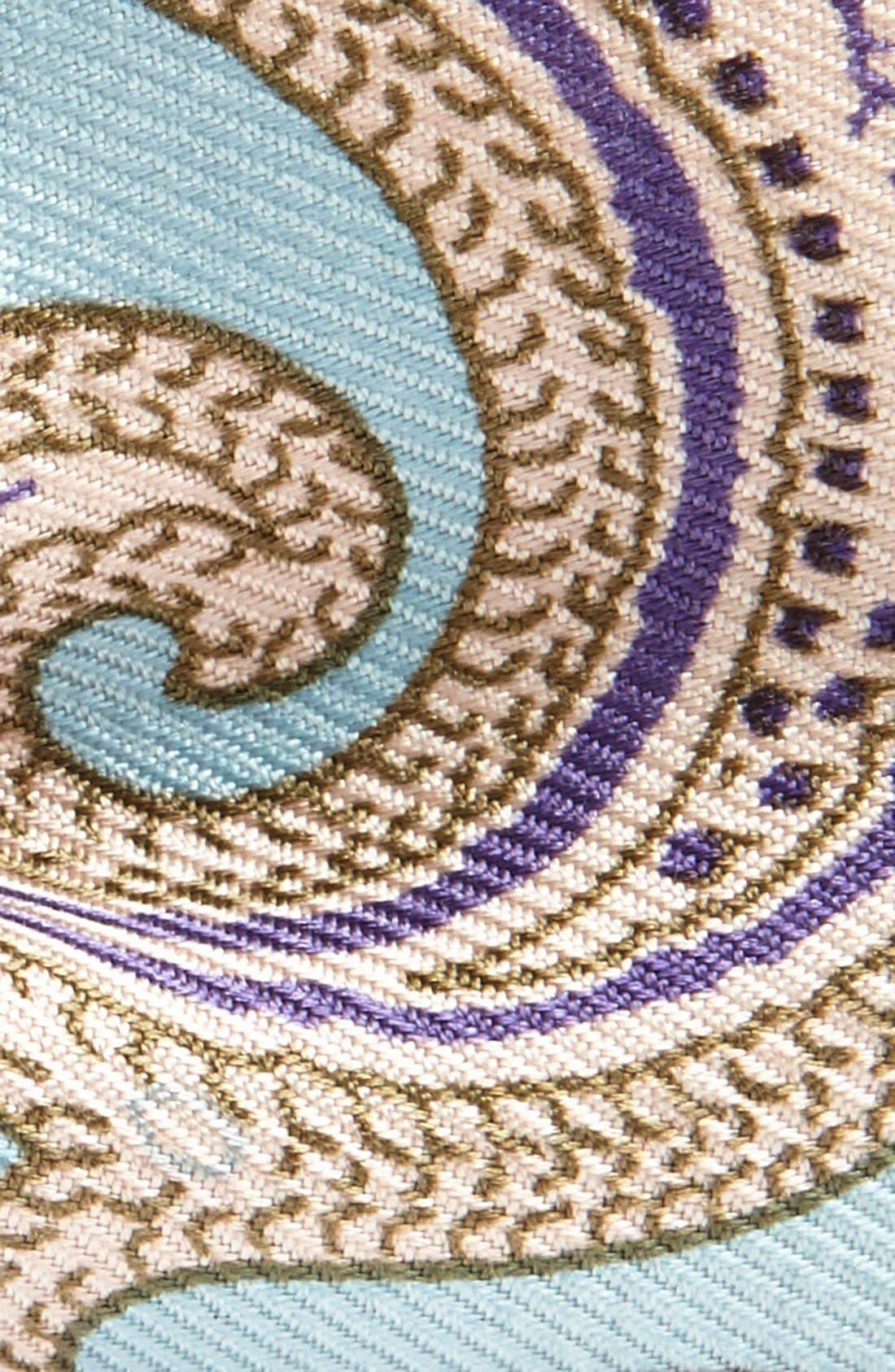Alternate Image 2  - Etro Paisley Silk Bow Tie