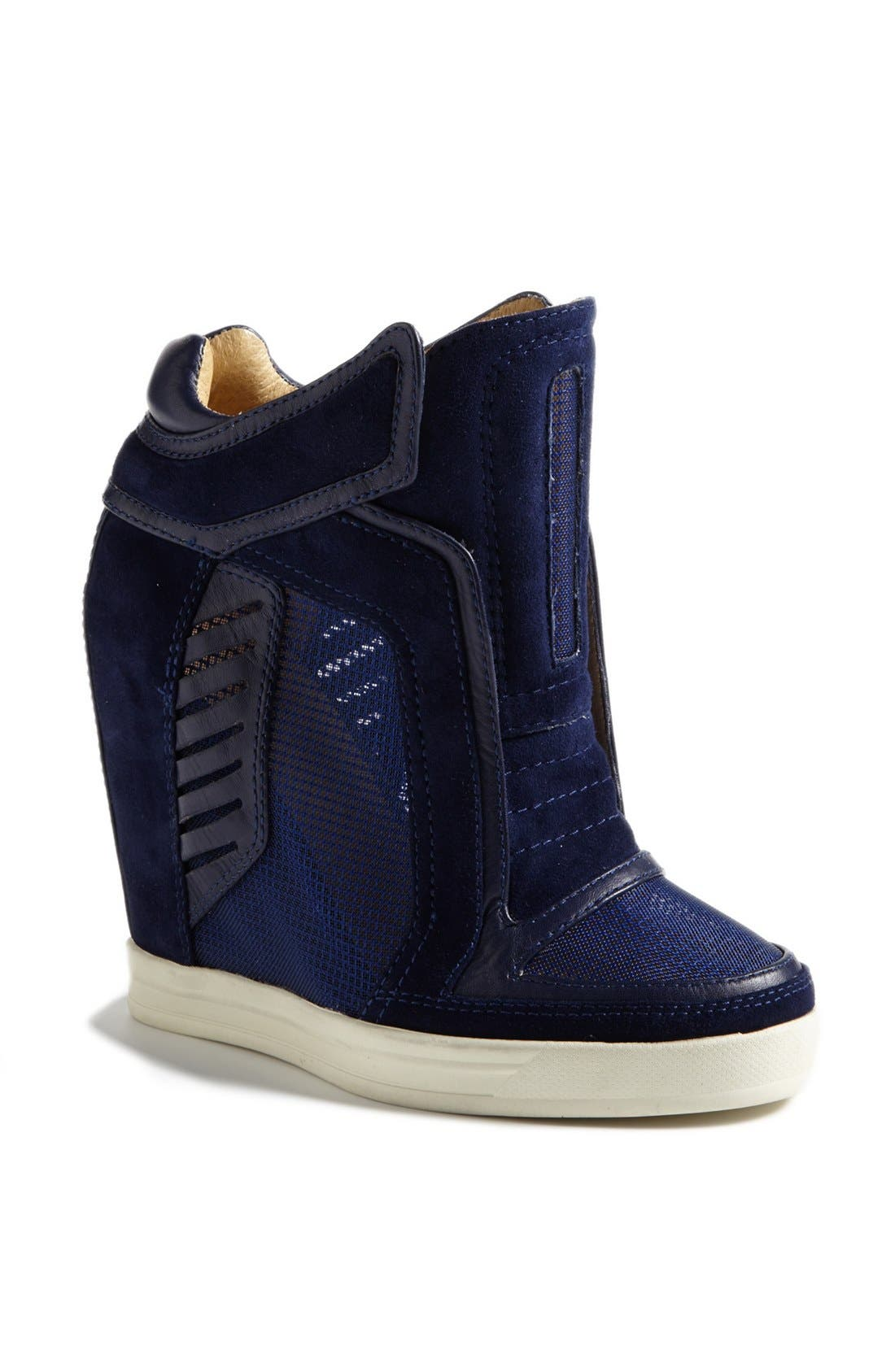 Alternate Image 1 Selected - L.A.M.B. 'Freeda' High Top Sneaker (Online Only)