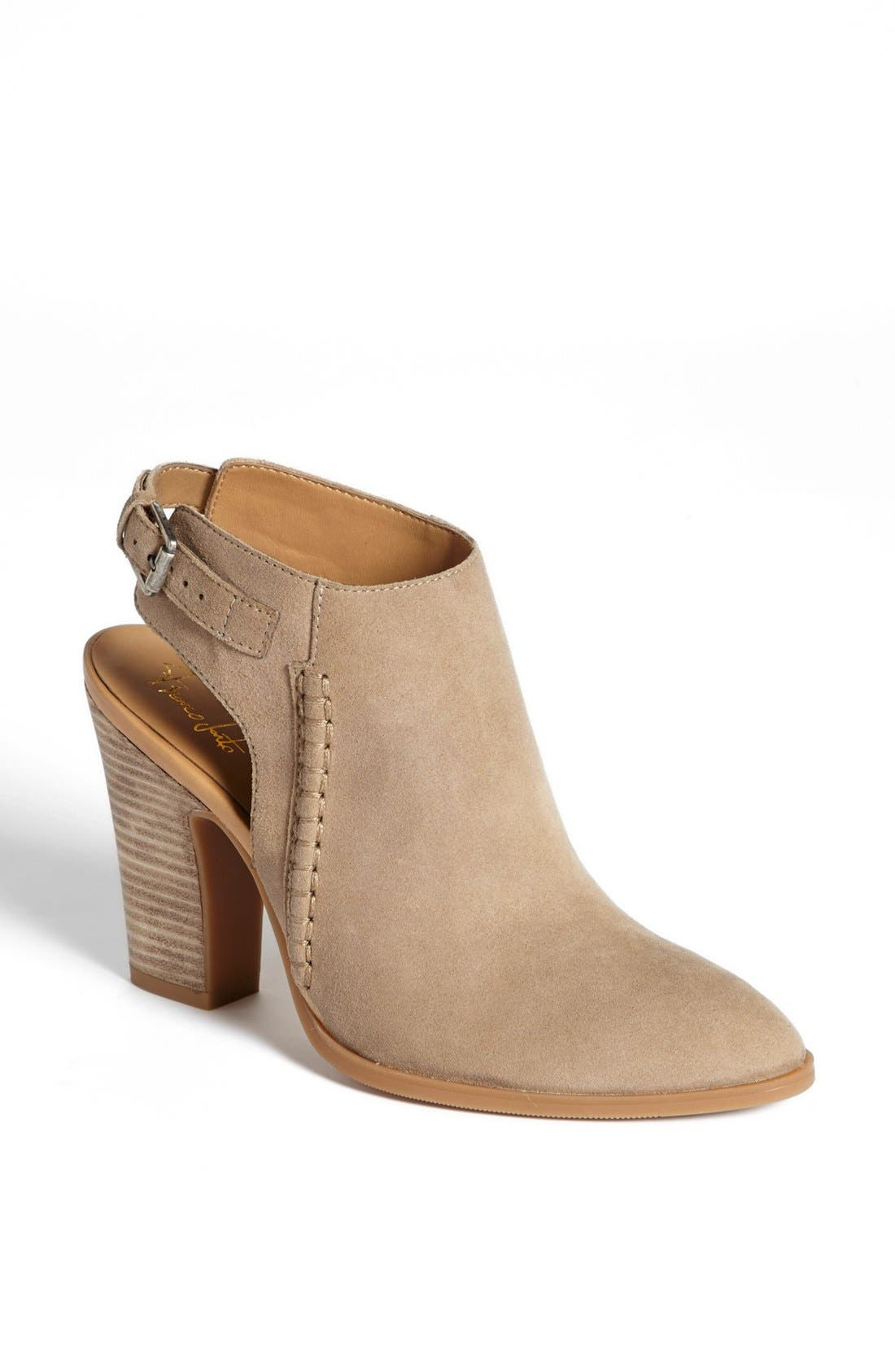 Alternate Image 1 Selected - Franco Sarto 'Adesso' Leather Bootie (Nordstrom Exclusive)