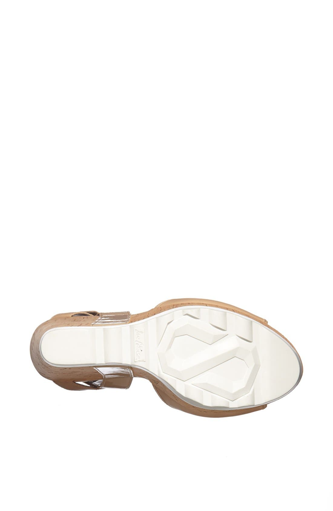 Alternate Image 4  - Sam Edelman 'Karina' Wedge Sandal