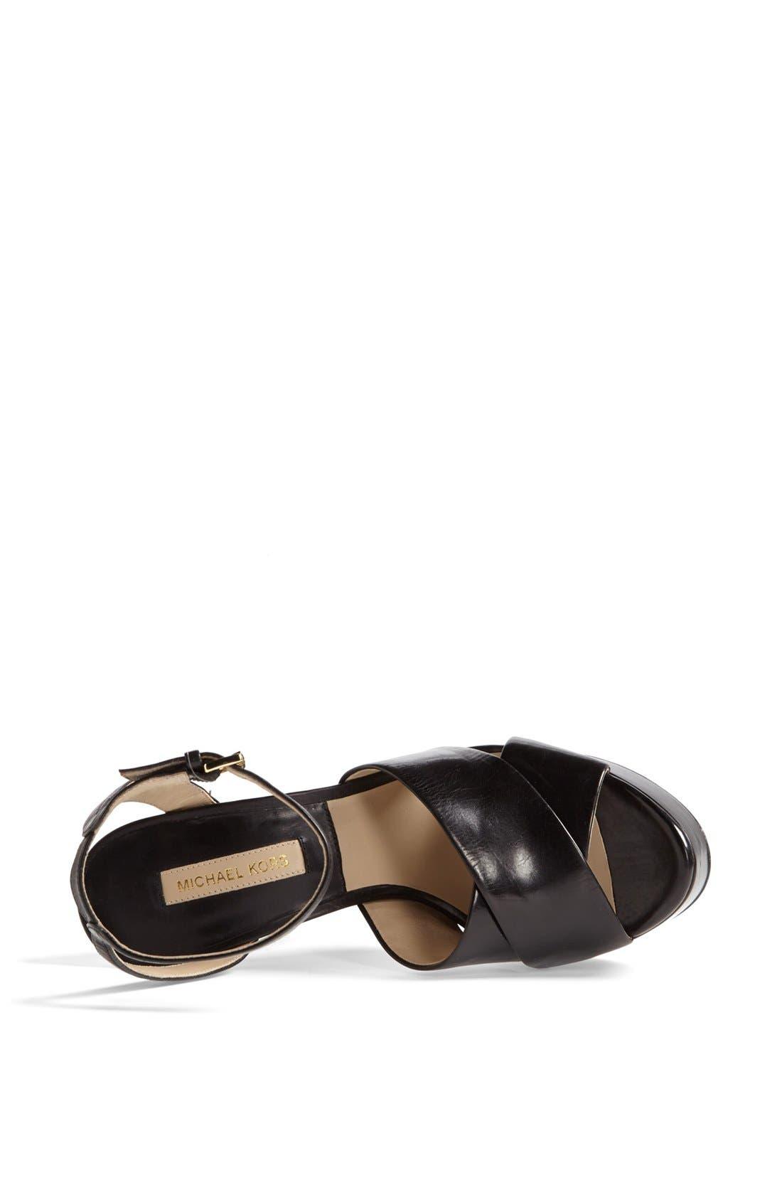 Alternate Image 3  - Michael Kors 'Shayden' Sandal (Online Only)