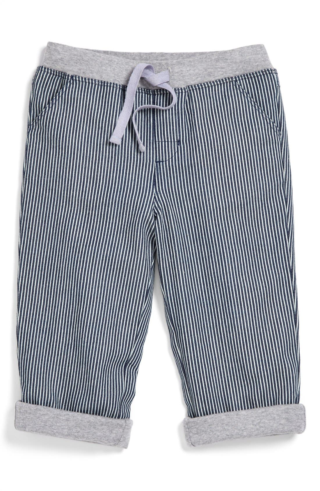 Alternate Image 1 Selected - Nordstrom Baby Striped Pants (Baby Boys)