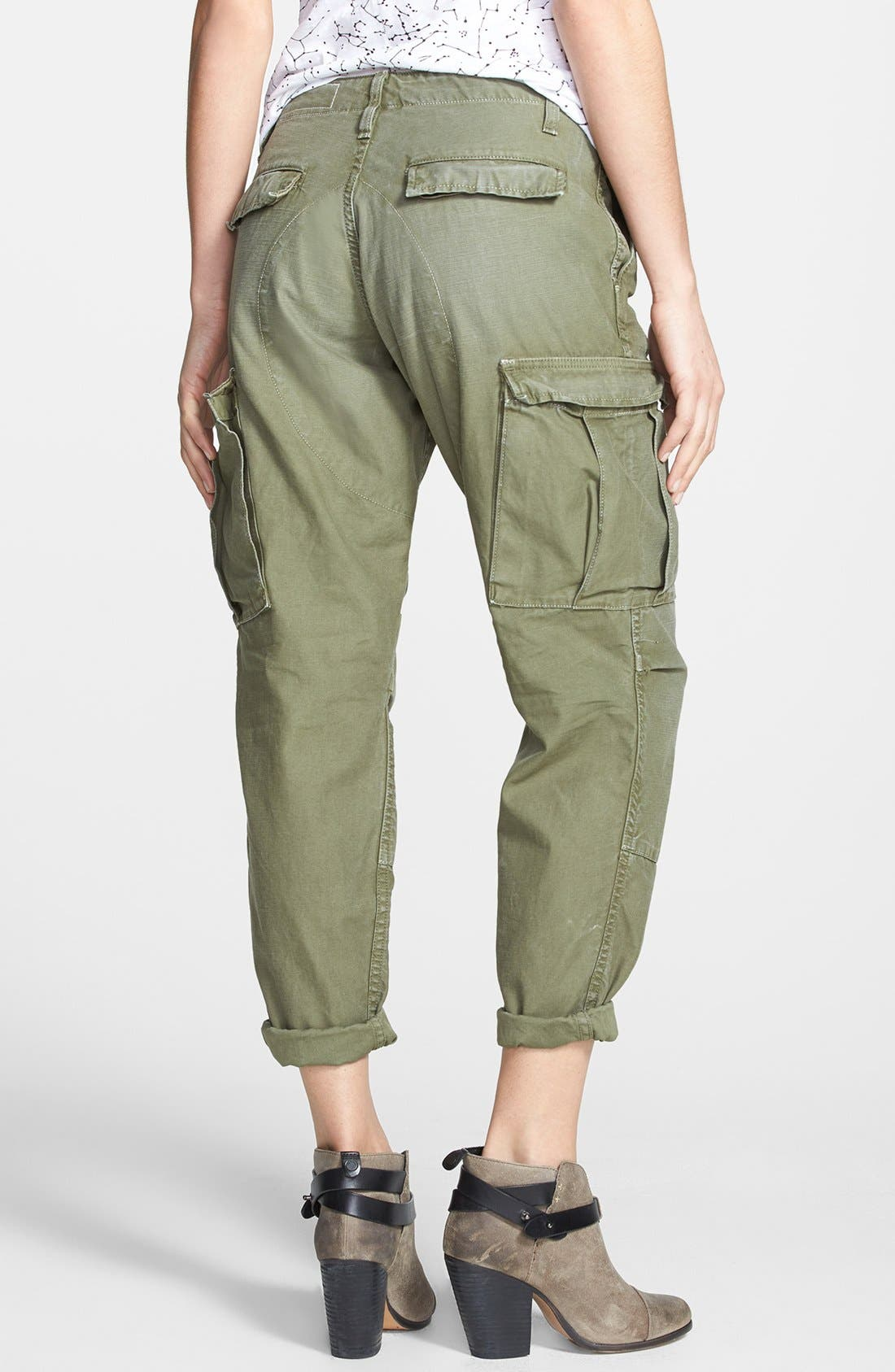 Alternate Image 2  - rag & bone/JEAN 'Combat' Cargo Pants