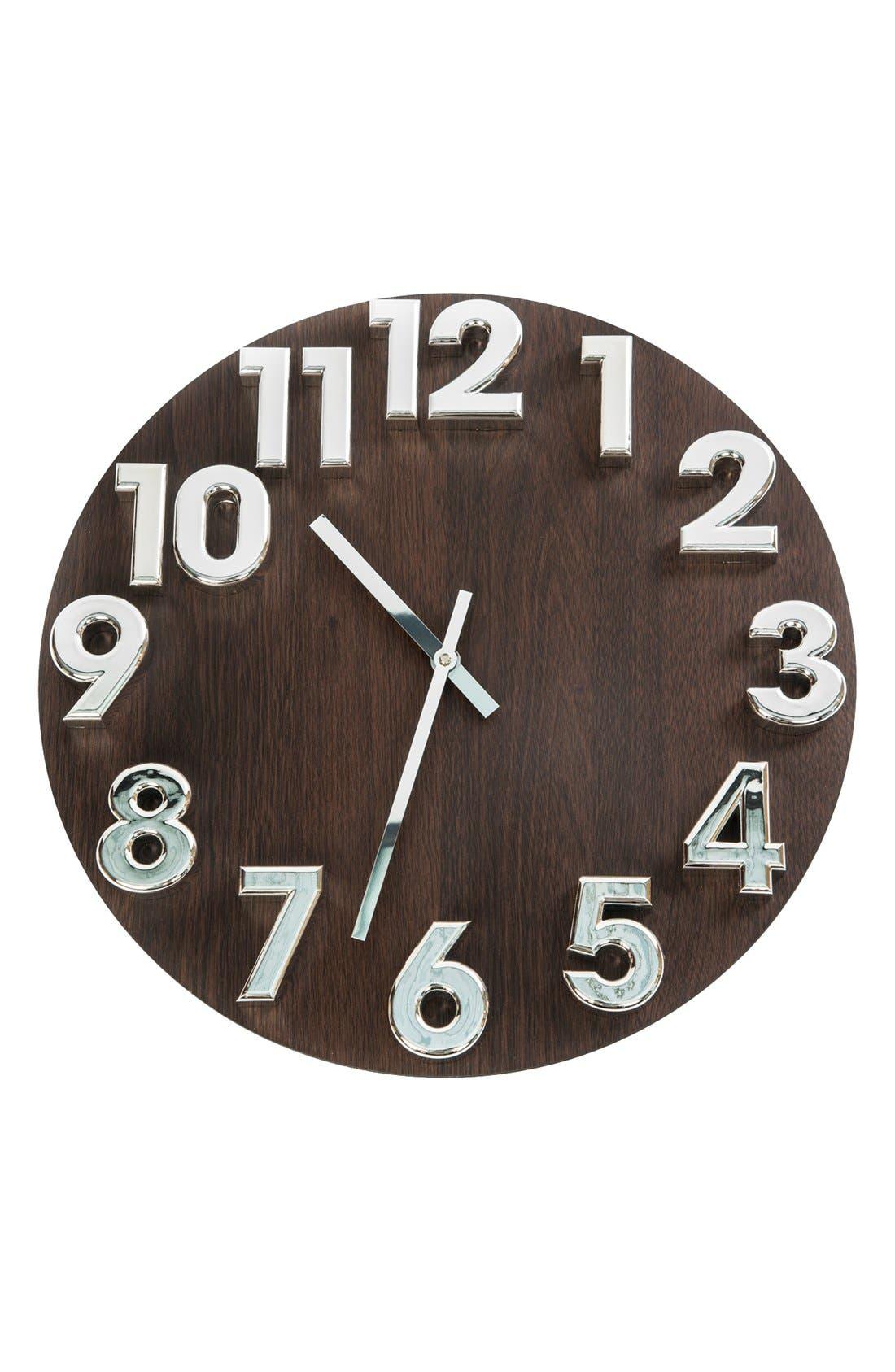 Alternate Image 1 Selected - World Friendly World Espresso Clock