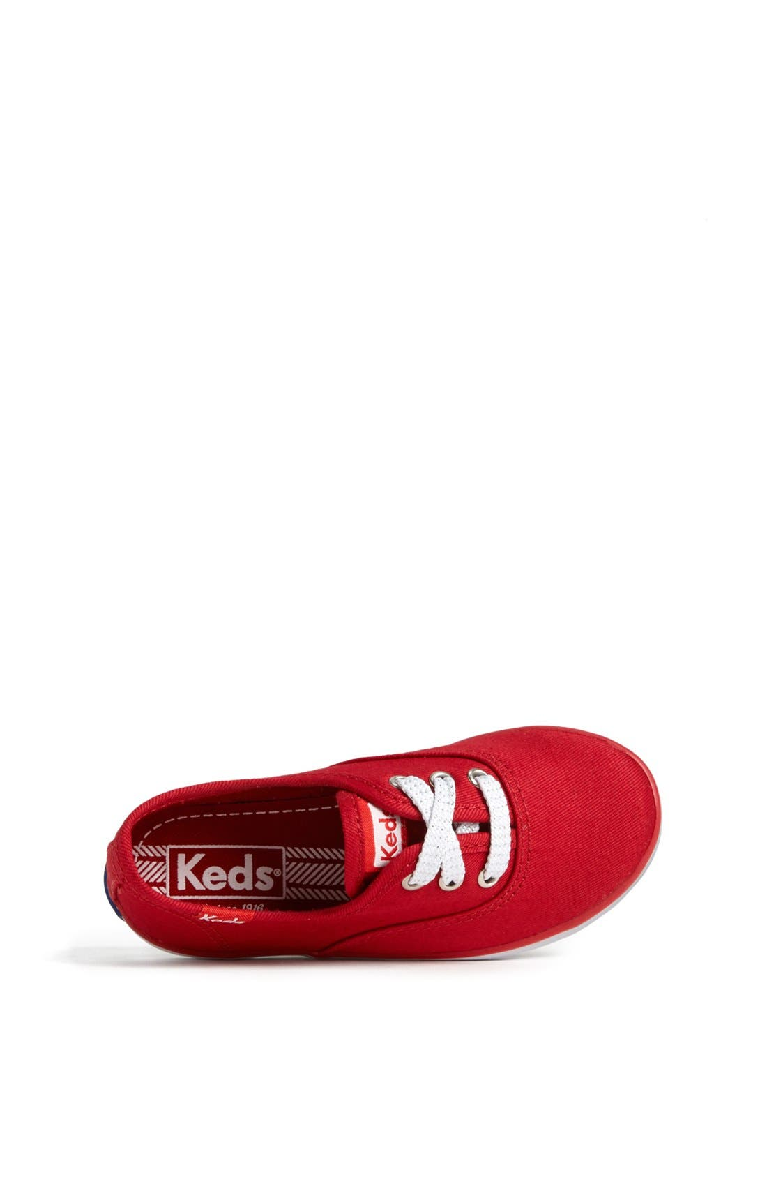 Alternate Image 3  - Keds® 'Champion K' Sneaker (Toddler, Little Kid & Big Kid)