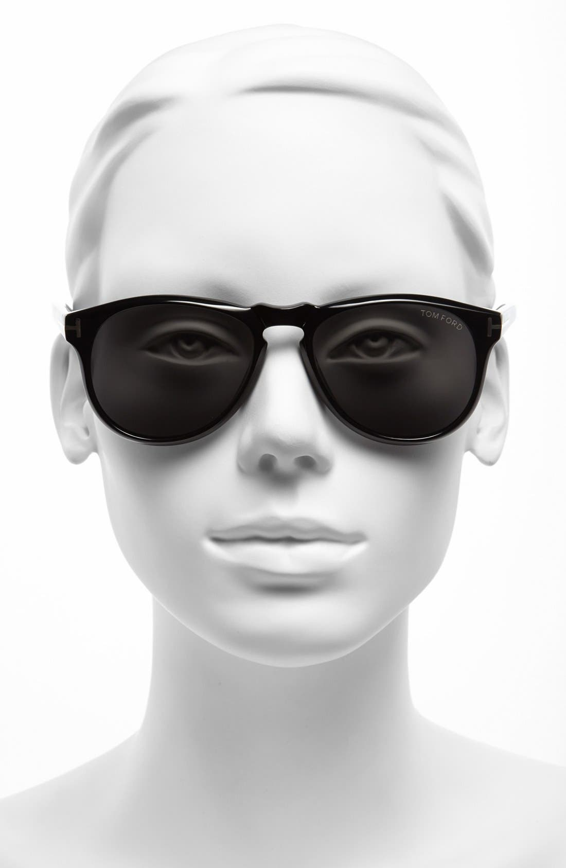 Alternate Image 2  - Tom Ford 'Flynn' 54mm Sunglasses