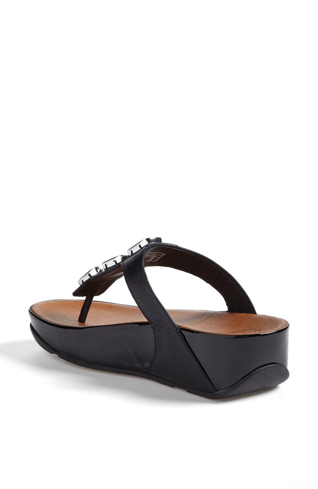 Alternate Image 2  - FitFlop™ 'Pietra II' Sandal