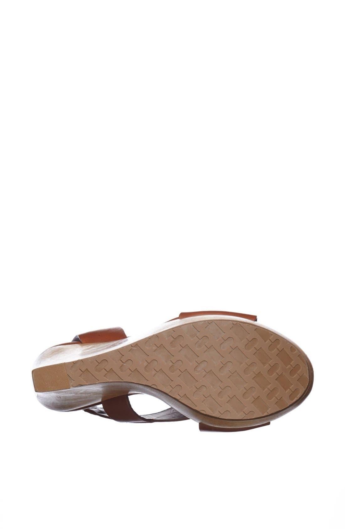 Alternate Image 3  - Diane von Furstenberg 'Sunny' Wedge Sandal