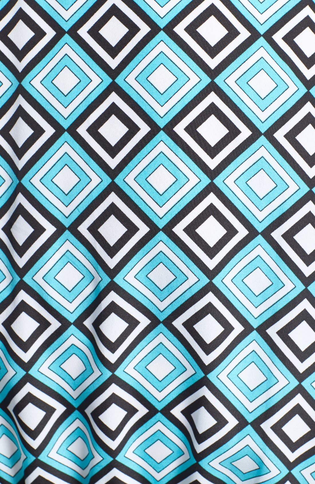 Alternate Image 3  - MICHAEL Michael Kors Diamond Print Maxi Dress (Plus Size)