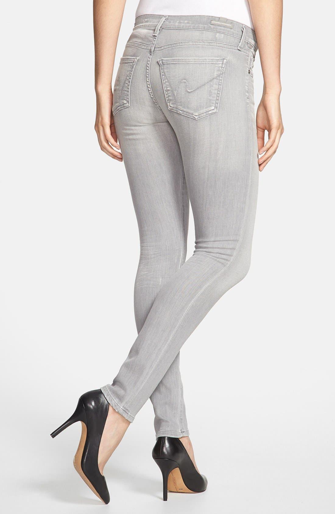 Alternate Image 2  - Citizens of Humanity Ultra Skinny Jeans (Pretender)