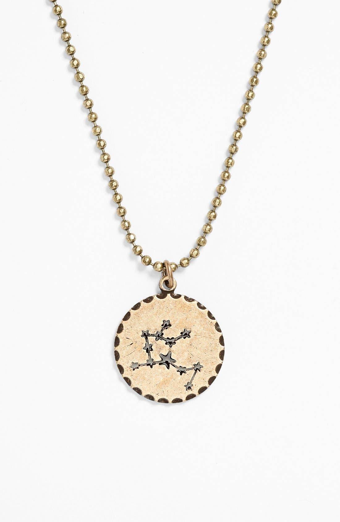 Alternate Image 2  - Bonnie Jonas 'Zodiac Constellation' Pendant Necklace