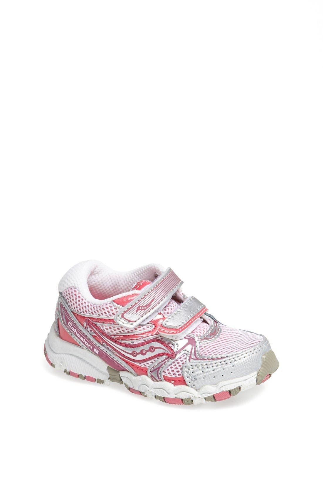 Alternate Image 1 Selected - Saucony 'Cohesion' Sneaker (Walker & Toddler)