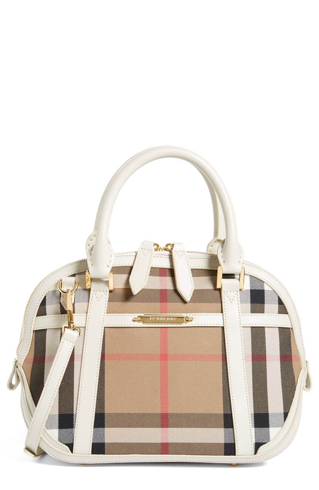 Alternate Image 1 Selected - Burberry 'Small Orchard' Satchel