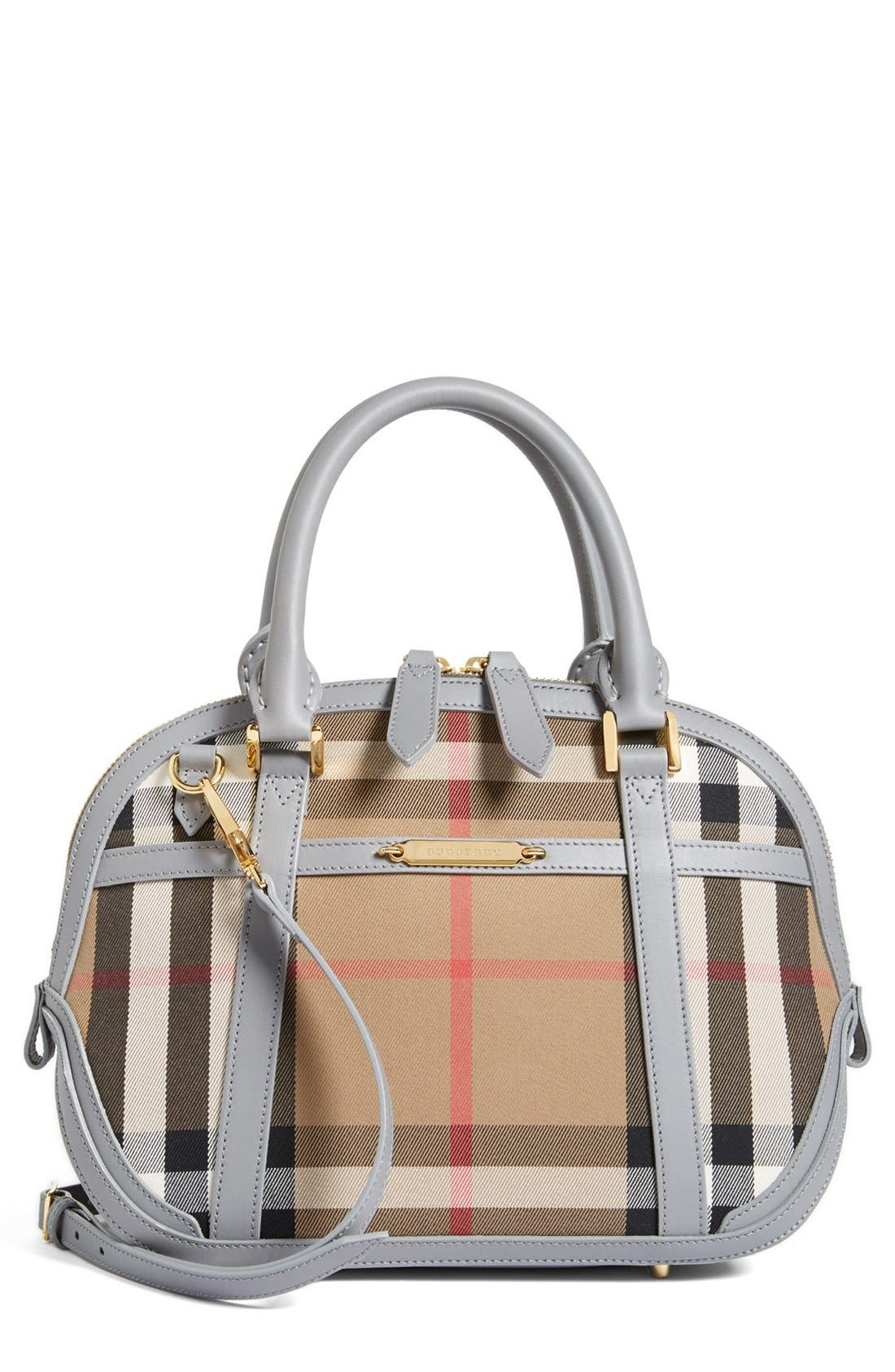 Main Image - Burberry 'Small Orchard' Satchel