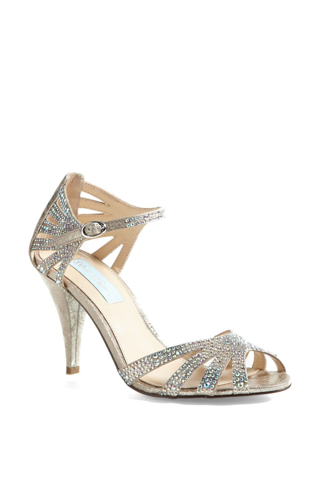 Alternate Image 1 Selected - Betsey Johnson 'Sweet' Sandal