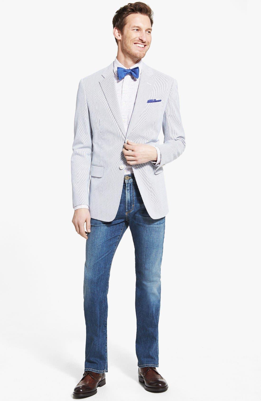 Alternate Image 4  - John W. Nordstrom® Pincord Cotton Jacket