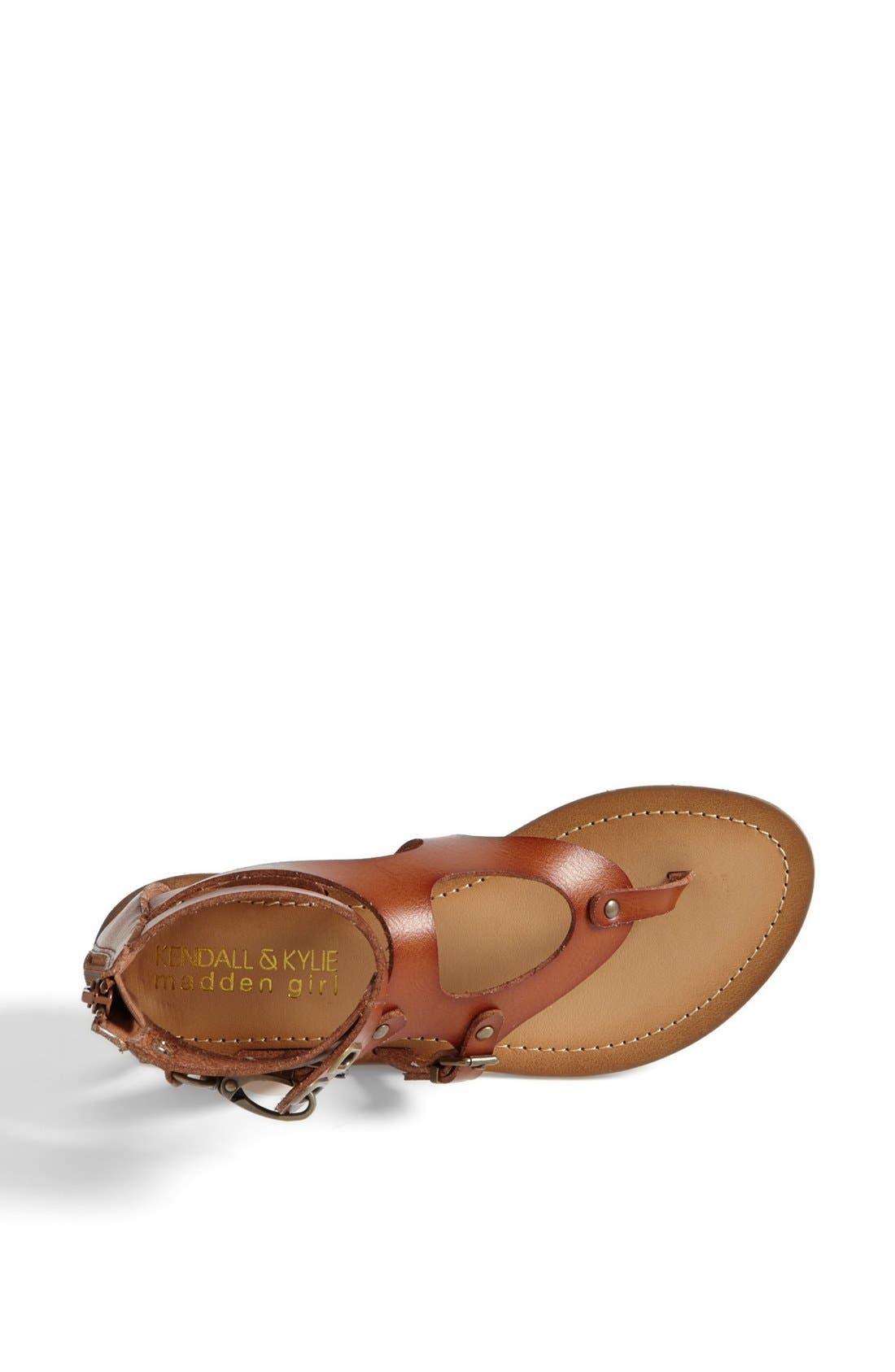 Alternate Image 3  - KENDALL + KYLIE Madden Girl 'Syruus' Sandal