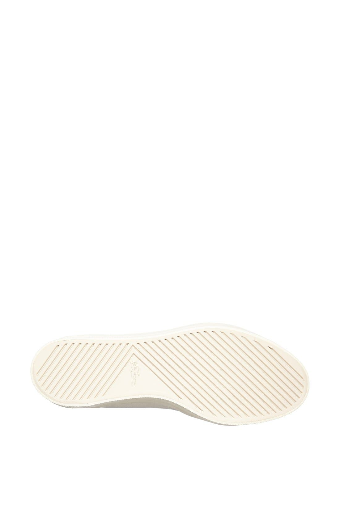 Alternate Image 3  - Lacoste 'Kirton' Platform Sneaker (Women) (Online Exclusive)