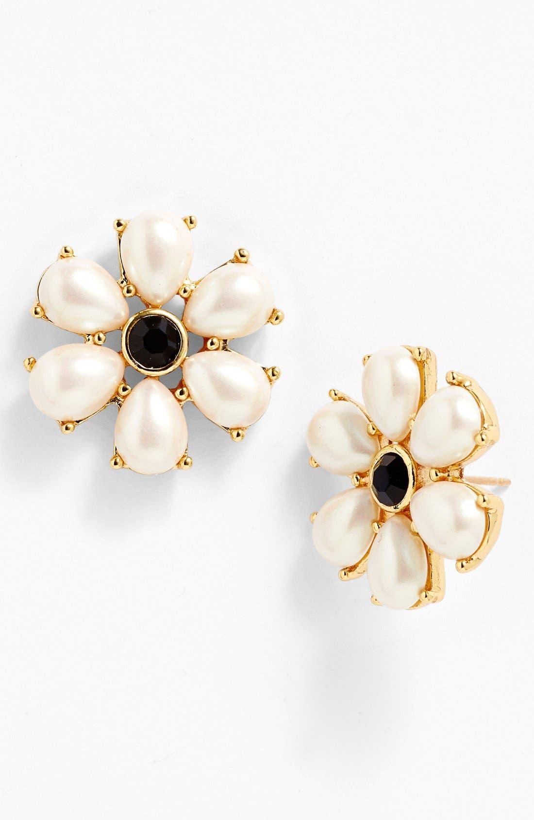 Main Image - kate spade new york 'lady antoinette' stud earrings