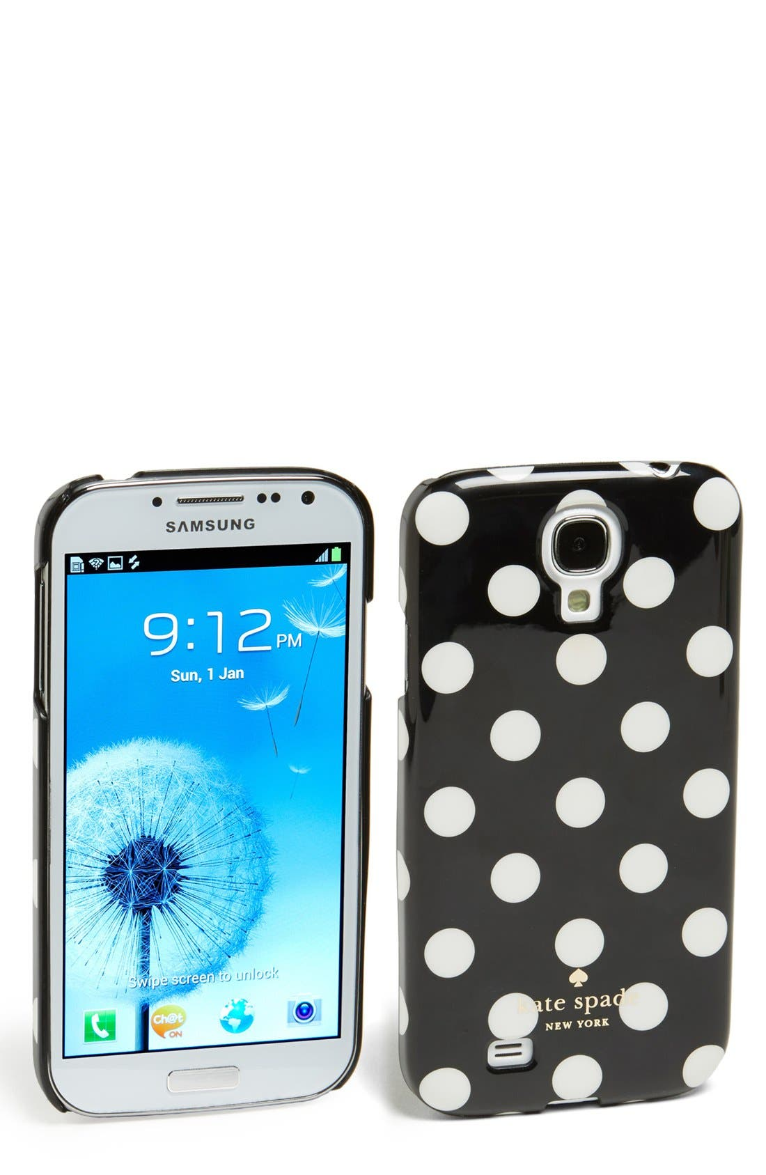 Alternate Image 1 Selected - kate spade new york 'le pavillion' Samsung Galaxy S® 4 Case