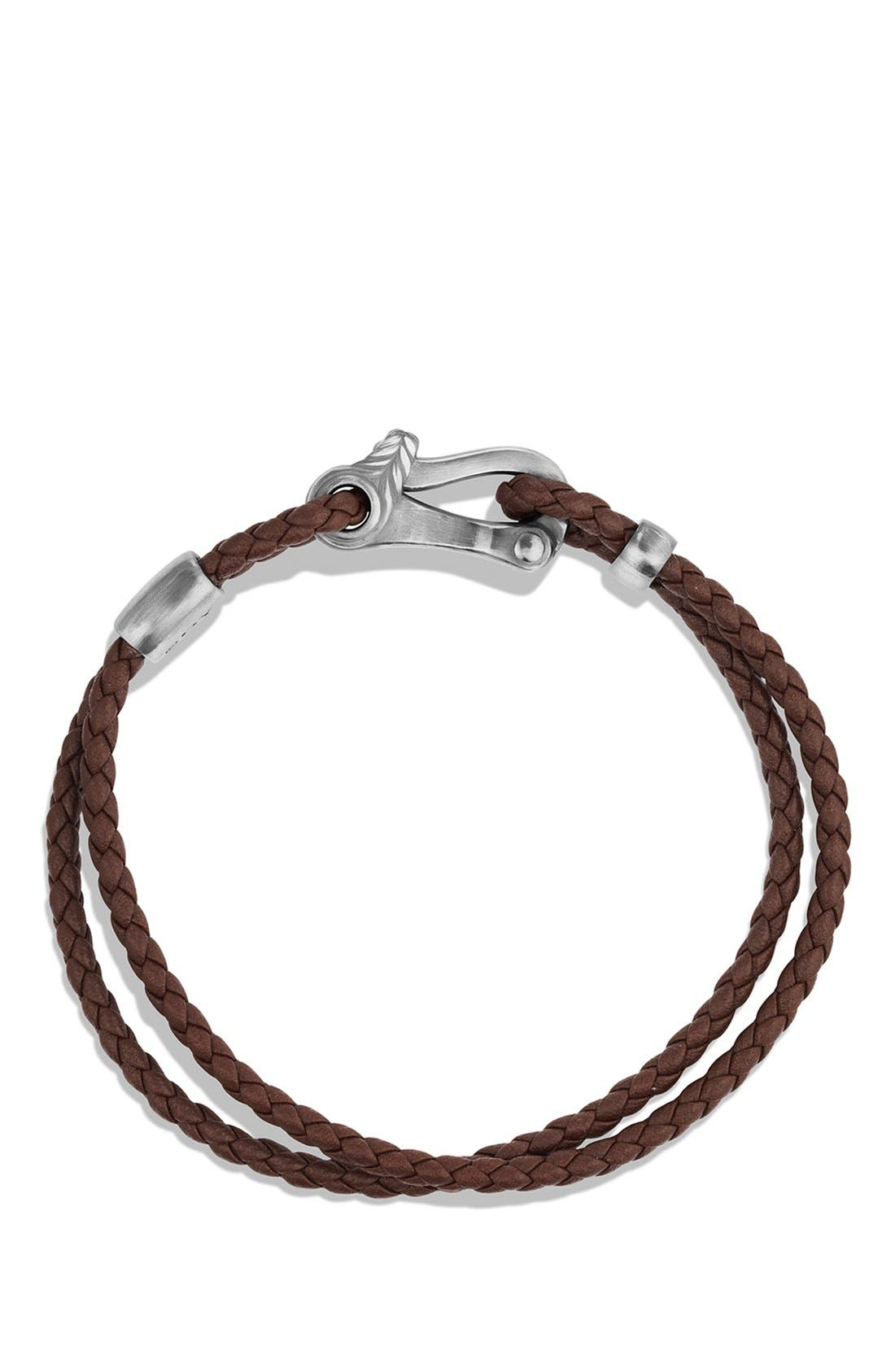 Alternate Image 2  - David Yurman 'Maritime' Anchor Two-Row Bracelet