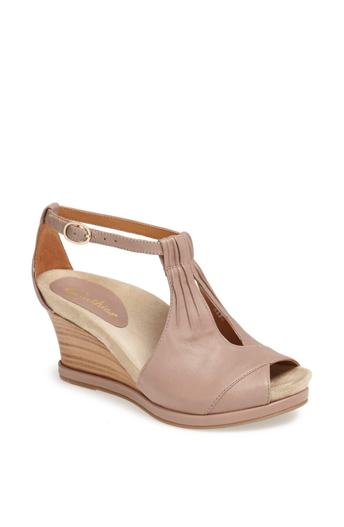 Alternate Image 1 Selected - Earthies® 'Seria' Sandal